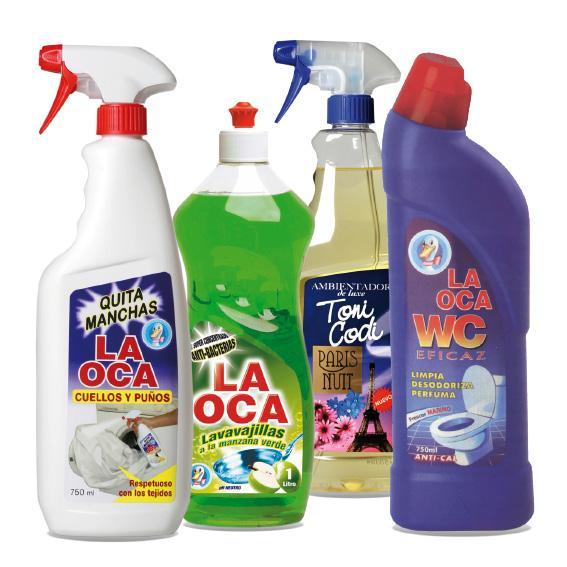 Čistící prostředky Codina - pro čistou a voňavou domácnost, codi energic
