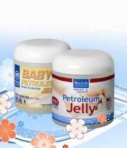 petroleum jelly, kosmetická vazelína Lander